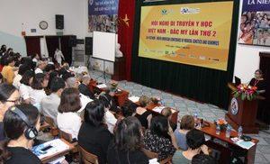 Hội nghị Di truyền học Việt nam – Bắc Mỹ lần thứ 2